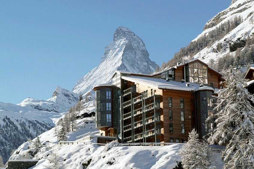 Die stylischsten hotels der alpen for Design hotels alpen