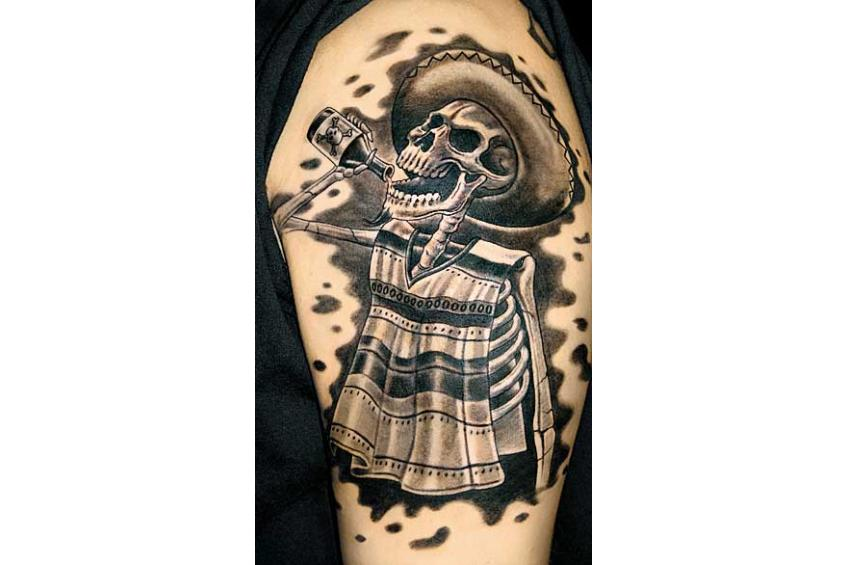 301 moved permanently for Mexican style tattoos