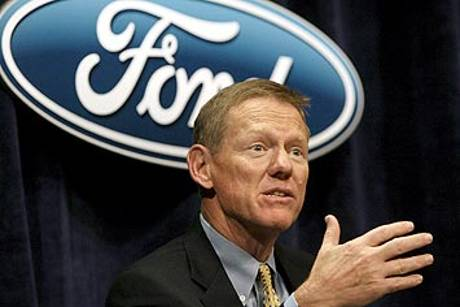 Ford Alan Mulally