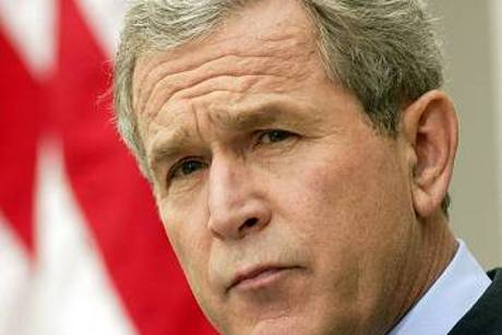 Portrait BUsh George W.