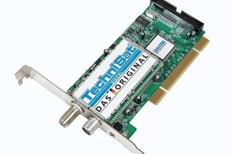 Technisat dvb pc tv star pci