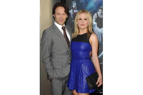 Anna Paquin & Stephen Moyer haben geheiratet
