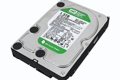 Western Digital Caviar Green WD15EARS im Test