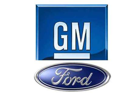 GM Ford Logo