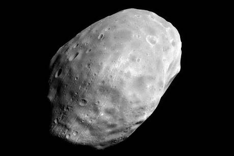 Marsmond Phobos © NASA