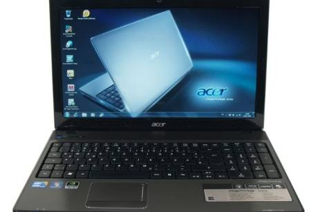 Allround-Notebook mit Core i5: Acer Aspire 5741G-434G64BN