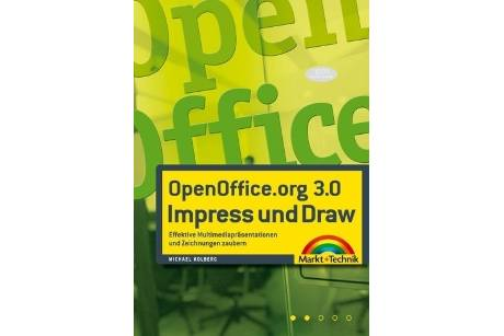 OpenOffice.org 3.0 Impress und Draw