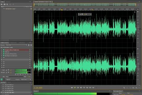 Adobe Audition Beta