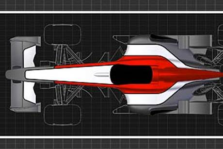 MF1 Racing Design