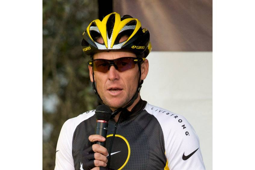 Lance Armstrong geht in Rente