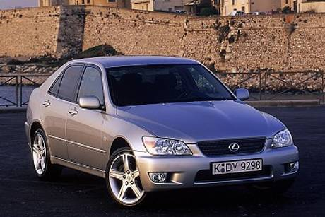 Lexus IS 200 Limited