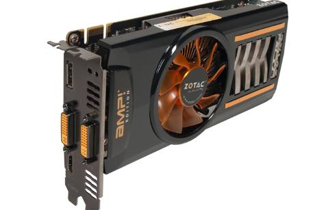 Zotac Geforce GTX 460 AMP!