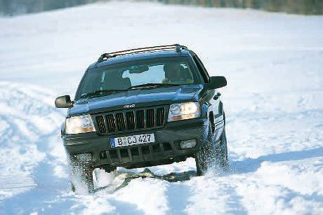 Jeep Grand Cherokee 4.7 V8 Ltd