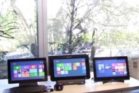 Windows 8 ARM-Version: Internet Explorer 10 unterstützt kein Flash (c) IDG/Microsoft