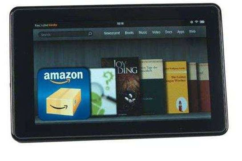 Amazon plant 4 neue Kindle Fire (c) Amazon