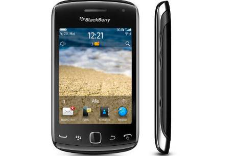 RIM Blackberry Curve 9380 im Test (c) RIM