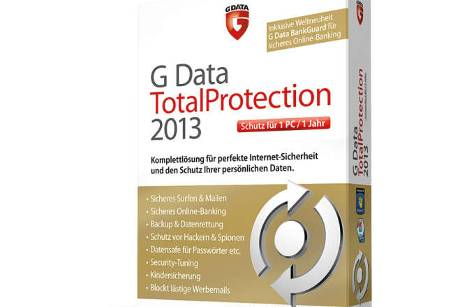 G Data stellt TotalProtection 2013 vor (c) G Data