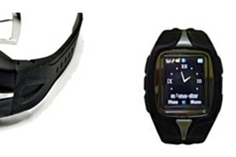 Asmetronic Phone-Watch