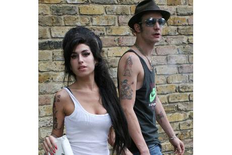 Amy Winehouses Ex: Selbstmordversuch?