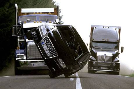 Transporter 3 bietet Action pur.