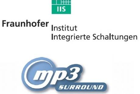 Fraunhofer mp3 Surround