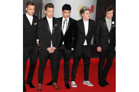 One Direction: Trinkverbot bei Brit Awards