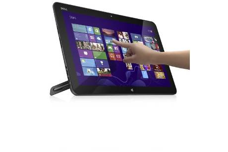 Dell: Riesen-Tablet als mobiler All-in-One-PC (c) Dell