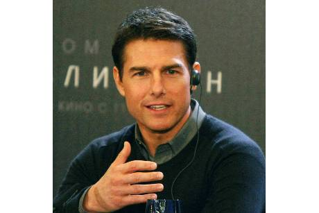 Tom Cruise will ins All