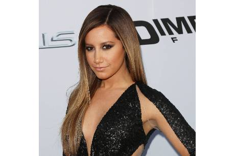 Ashley Tisdale will kein Weichei!