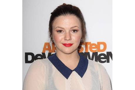 "Amber Tamblyn bei ""Two and A Half Men"" dabei"