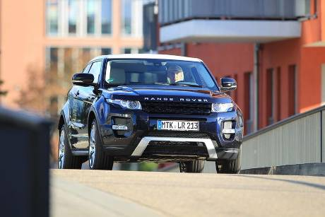 Range Rover Evoque 2.2 SD4 Dynamic