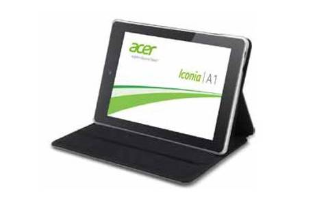 One-Hand-Tablet Iconia A1 von Acer (c) Acer