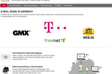 """Freenet macht bei """"E-Mail made in Germany"""" mit"""