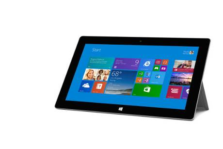 Test: Das beste Tablet mit Windows 8 (c) Microsoft