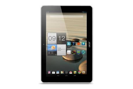 Acer Iconia A3-A10 im Test (c) Acer