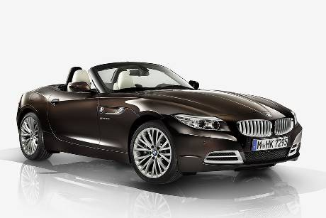 BMW Z4 Design Pure Fusion