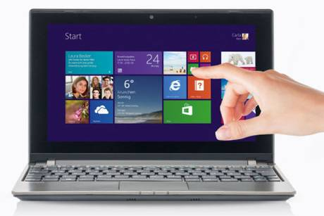 Aldi-Notebook für 299 Euro mit Office 2013 und Windows 8.1 (c) IDG/IDG