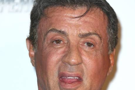 "Sylvester Stallone bei der ""Expendables 3""-Party in Cannes"