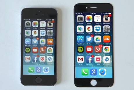 Unzerstörbares iPhone-6-Display aus Saphirglas im Test-Video (c) Marques Brownlee
