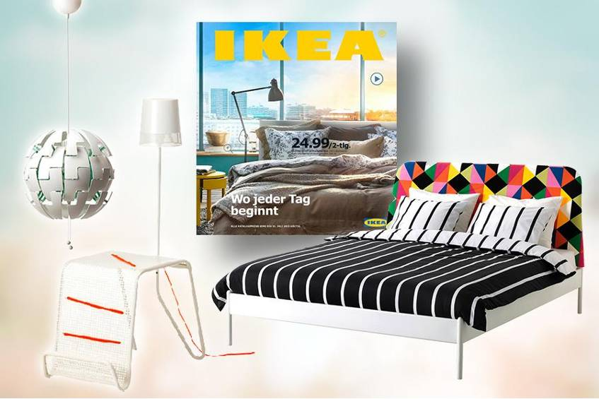 der neue ikea katalog 2015. Black Bedroom Furniture Sets. Home Design Ideas