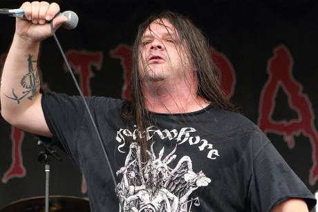 Cannibal-Corpse-Frontmann George Fisher