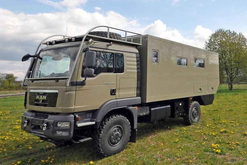 expeditions lkw wohnmobil 4x4 6x6 man tgm kat unimog. Black Bedroom Furniture Sets. Home Design Ideas