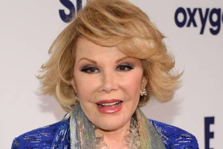 Joan Rivers starb am 4. September in New York