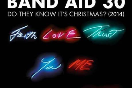 """""""Do They Know it's Christmas?"""" von Band Aid 30"""