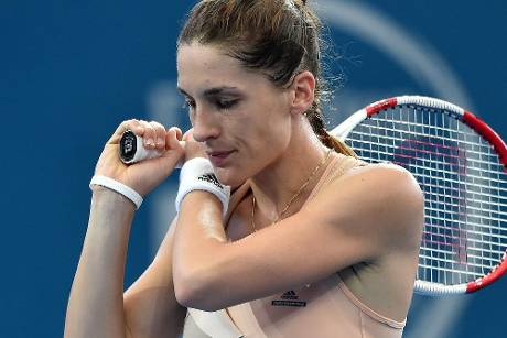 Tennis: Petkovic in Brisbane ausgeschieden