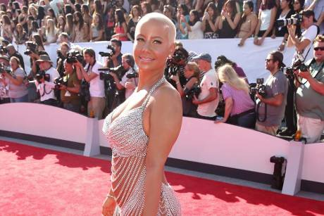 Amber Rose bei den MTV Video Music Awards