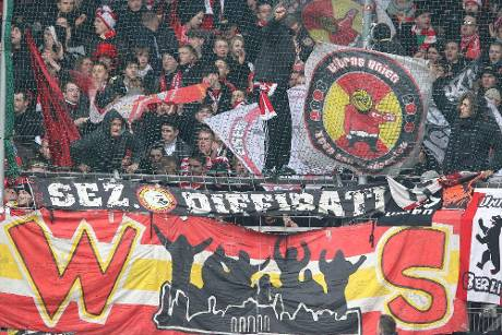 Union-Fans planen Protest in Leipzig