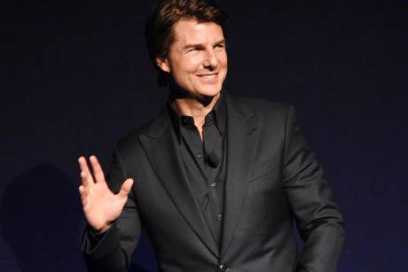 Tom Cruise bei der CinemaCon in Las Vegas