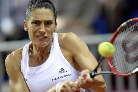Petkovic wieder in den Top Ten - Kerber Elfte