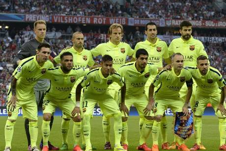 Champions-League-Finale: Ter Stegen in Barcelonas Startelf